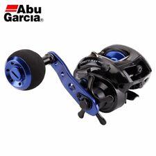 Abu Salty Max Plus Baitasting Reel - Saltwater Baitcaster Reel With Crank Handle