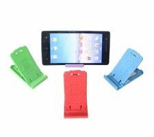 Mobile Phone Holder Portable Foldable Car Desktop Stand Tools Colorful Universal