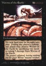 1x Worms of the Earth NM-Mint, English The Dark MTG Magic