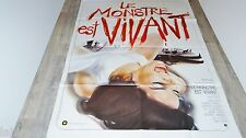 LE MONSTRE EST VIVANT ! larry cohen affiche cinema 1975