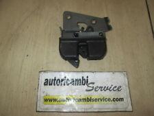 52207112863 AGGANCIO SEDILE POSTERIORE SINISTRO BMW 530D E60 3.0 D 5P AUT 160KW