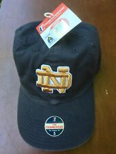 New w/tags Notre Dame Fighting Irish Blue Fitted Hat Small