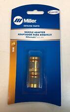 Genuine Miller 169729 Nozzle Adaptor Millermatic 212 252 M 25 M 40