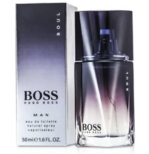 BOSS SOUL by HUGO BOSS Men COLOGNE 1.7oz-50ml EDT Spray DISCONTINUED RARE (BM07