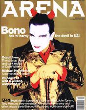 ARENA Magazine #43 BONO Michael Hutchens HELENA CHRISTENSEN Lisa Stansfield EXCL