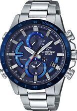 BRAND NEW CASIO EDIFICE EQB900DB-2A SOLAR BLUETOOTH SUPER LED MENS WATCH NWT!!!