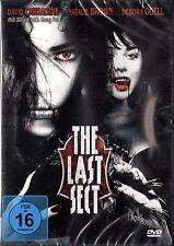 DVD The Last Sect - David Carradine - Vampire - spannender Vampirfilm NEU & OVP