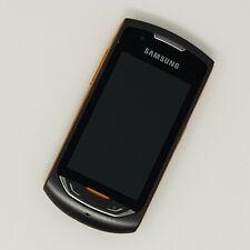 Samsung Monte - GT-S5620 - Grey - Good Condition - Unlocked - Fast P&P