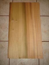 One Piece Poplar Wood Veneer 14 '' X 24'' 1/20Th Or .05 Qaurter Sawn