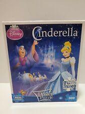 E5 MEGA Poster Puzzles 300pc DISNEY Cinderella