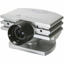 Playstation 2 * EYETOY SILVER CAMERA PS2PS3 WEBCAM EYE TOY * NEW
