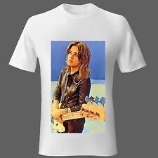 Mens t-shirt Music Movie The Runaways Suzie Quatro Unisex UK Ladies S M L XL 2XL