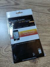Anti Scratch LCD Screen Protectors for Apple iPod Touch 4 4th Generation (2pk)