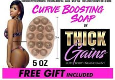 THICK Gains Curve boosting butt enhancement SOAP booty boost Aguaje Maca