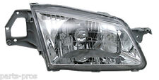 New Replacement Headlight Assembly RH / FOR 1999-00 MAZDA PROTEGE