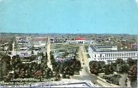 1912 Senate Building Union Station View from Capitol Roof Washington DC BC