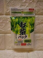 Empty Tea Bag  (100pcs) Filter Bags for Tea - Made In Japan