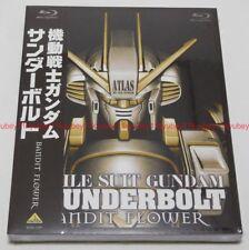 New Mobile Suit Gundam Thunderbolt BANDIT FLOWER Blu-ray Booklet Japan BCXA-1245