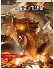 D&d the Rise of Tiamat Wizards of the Coast