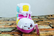 """Shopkins Sneaky Wedge Plush 6"""" Tall Just Play 2016"""
