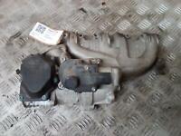VOLKSWAGEN CADDY THROTTLE BODY EGR MANIFOLD 1.9 TDI Diesel 2004-10 03G128063Q