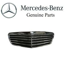 For Mercedes Benz W221 S350 S550 Front Center Grille Assembly Genuine