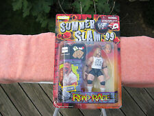 WWF 1999 Summer Slam Road Rage Al Snow Action Figure~New & Unopened!