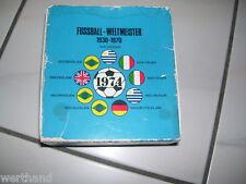 Felsenbräu Thalmannsfeld Fussball-Weltmeisterschaft 1974 Weltmeister Deutschland