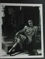 "Delores Del Rio Reclining Glamour Shot - 8x10"" Photo Print - Vintage L1278F"