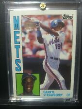 2014 Topps Originals 1/1 Gold Stamp 1984 Darryl Strawberry Buyback * Holy Grail