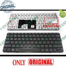 New US keyboard for HP Mini210 Mini 210 210-1000 2102 588115-001 NM6 with frame