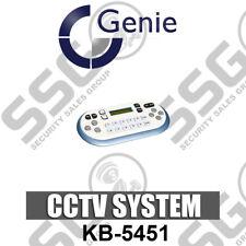 Genie KB-5451 Joystick Keyboard PTZ Controller - CCTV Camera