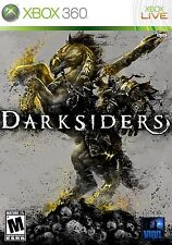 XBOX 360 Darksiders Video Game Multiplayer Online Fantasy Action - Full 1080p HD