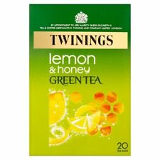 Twinings Green Tea with Lemon & Honey (20)