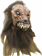 Morris Costumes Full Over Head Latex Wolfhound Halloween Horror Mask. TB26483