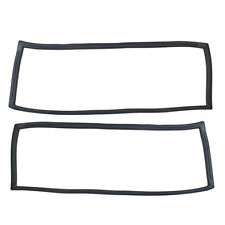 New 1960-65 Falcon Wagon Weatherstrhip Quarter Window LH and RH Pair Comet Ford