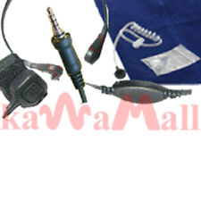 THROAT VIBRATION MIC FOR YAESU VERTEX VX-7R VX-6R Radio