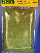 Manto erboso verde primavera per modellismo cm.30x15 - Krea 405