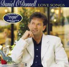 DANIEL O'DONNELL - LOVE SONGS - NEW CD!!