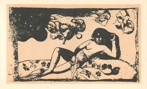 """Paul Gauguin """" Noa Noa """""""