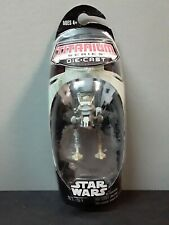 Titanium Series Die-Cast Micro Machines Star Wars AT-ST New in Packaging