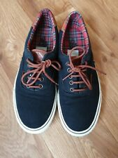 Vans Blue/brown Men Shoes Size Uk 9