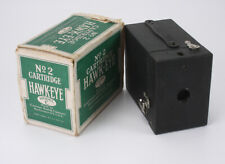 KODAK NO. 2 CARTRIDGE HAWK-EYE, MODEL C, IN WORN/TORN ORIGINAL BOX/190290