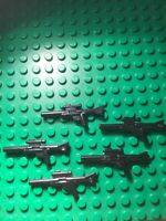 LEGO® Star Wars™ 5x Waffe/Weapon/Blaster Lang - Ersatzteil
