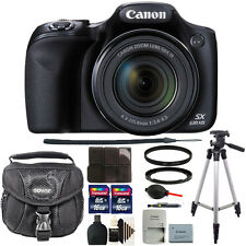 Canon PowerShot SX530 HS 16MP WiFi Digital Camera with 67mm Filter + 32GB Kit