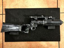 Star Wars Boba Fett Blaster Battle Damaged Optik EE-3 mit Sound und Licht TOP!!!
