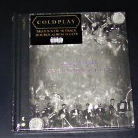 COLDPLAY EVERYDAY LIFE CD IM HARDCOVER BOOK SCHNELLER VERSAND NEU & OVP