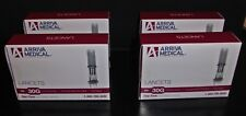 ARRIVA Medical Lancets FOUR Boxes 400 LANCETS 30G  EXP. 2021-02-22