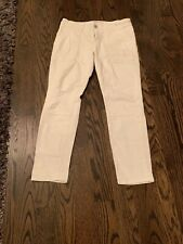 Current Elliott The Seamed Army Buddy Trouser Size 27