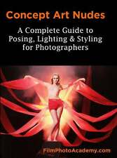How To Photograph Concept Art Nudes (DVD)